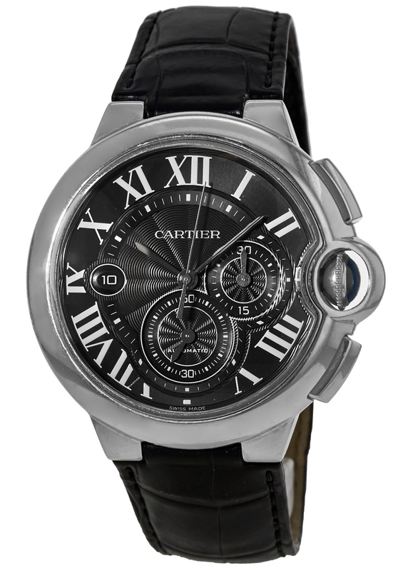 Cartier Ballon Bleu Mens Watch W6920052