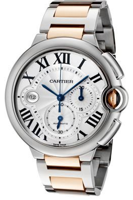 Cartier Ballon Bleu Mens Watch W6920063