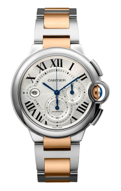 Cartier Ballon Bleu Mens Watch W6920075