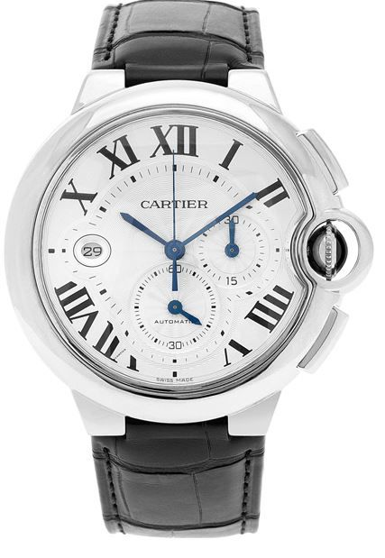 Cartier Ballon Bleu Mens Watch W6920078