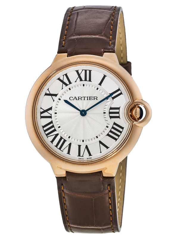 Cartier Ballon Bleu Mens Watch W6920083