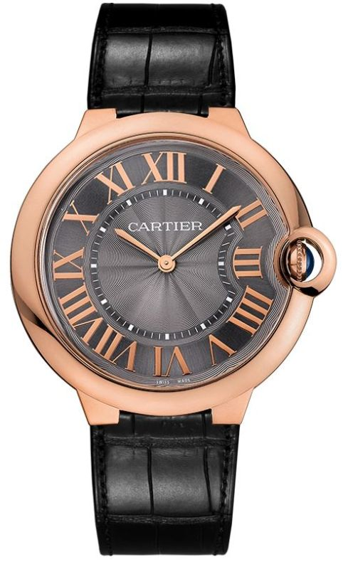 Cartier Ballon Bleu Mens Watch W6920089