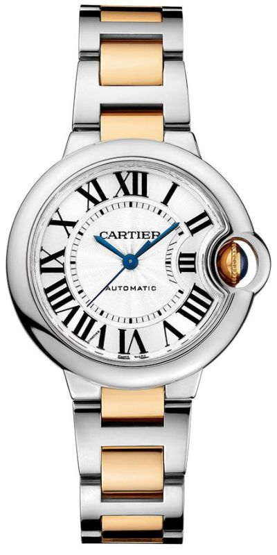 Cartier Ballon Bleu Womens Watch W6920099