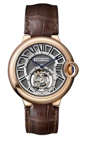 Cartier Ballon Bleu Mens Watch W6920104