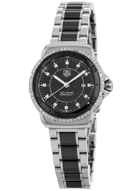 Tag Heuer Wah1312 Ba0867 Formula 1 Quartz Women S Watch