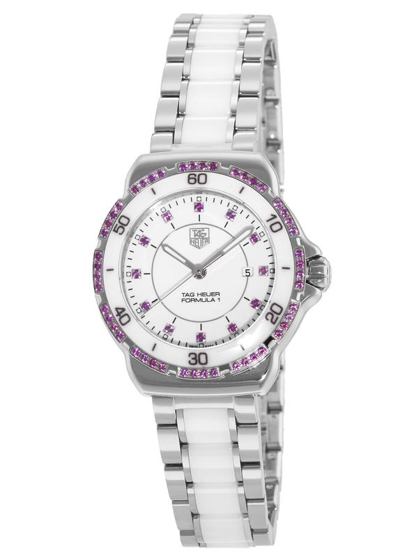 Tag Heuer Wah1319 Ba0868 Formula 1 Quartz Women S Watch