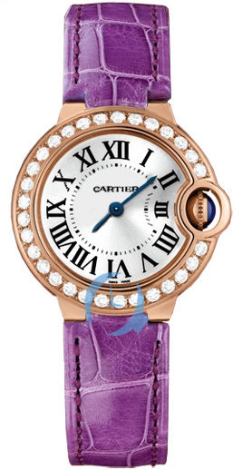 Cartier Ballon Bleu Womens Watch WE900251