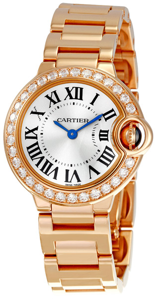Cartier Ballon Bleu Womens Watch WE9002Z3