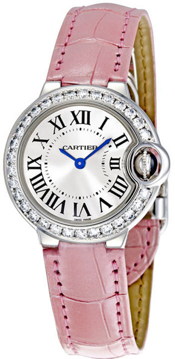 Cartier Ballon Bleu Womens Watch WE900351