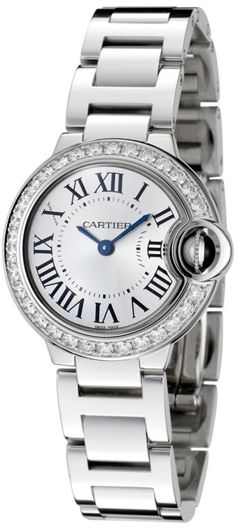 Cartier Ballon Bleu Womens Watch WE9003Z3