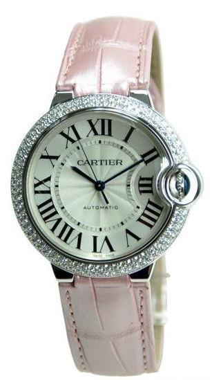 Cartier Ballon Bleu Womens Watch WE900651