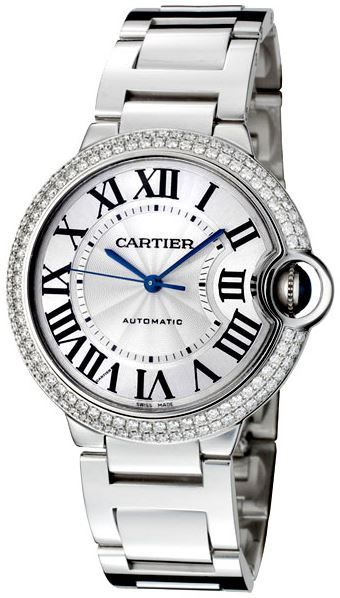 Cartier Ballon Bleu Womens Watch WE9006Z3