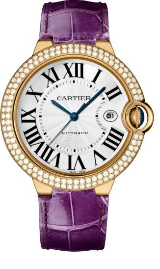 Cartier Ballon Bleu Mens Watch WE900851