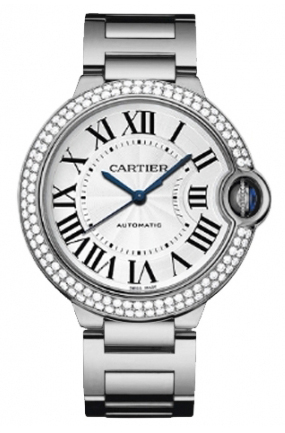 Cartier Ballon Bleu Mens Watch WE9009Z3
