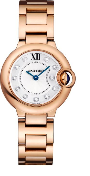 Cartier Ballon Bleu Womens Watch WE902025