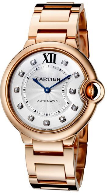 Cartier Ballon Bleu Womens Watch WE902026
