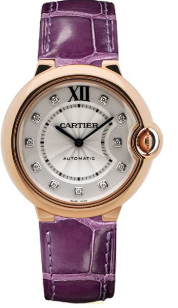 Cartier Ballon Bleu Womens Watch WE902028