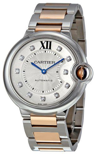 Cartier Ballon Bleu Womens Watch WE902031