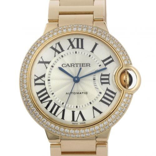 Cartier Ballon Bleu Womens Watch WE902034