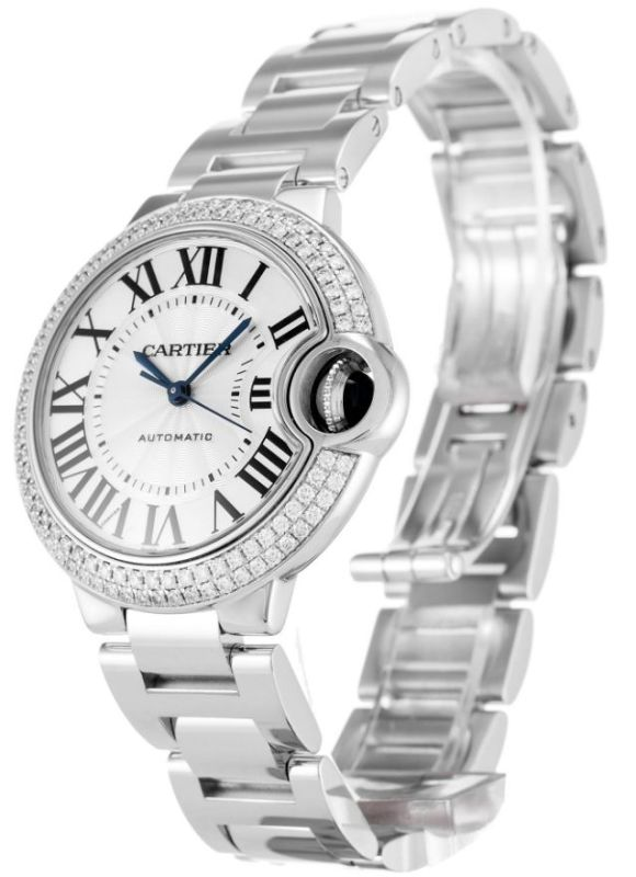 Cartier Ballon Bleu Womens Watch WE902035