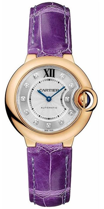 Cartier Ballon Bleu Womens Watch WE902040