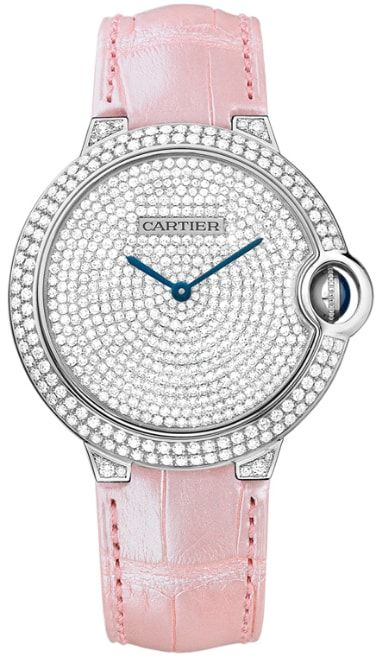 Cartier Ballon Bleu Womens Watch WE902042