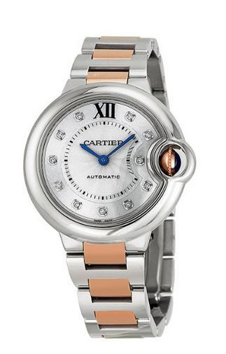 Cartier Ballon Bleu Womens Watch WE902044