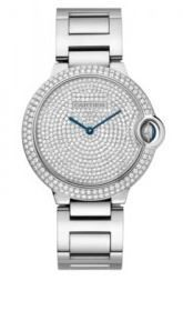 Cartier Ballon Bleu Womens Watch WE902045