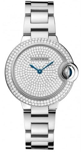 Cartier Ballon Bleu Womens Watch WE902048