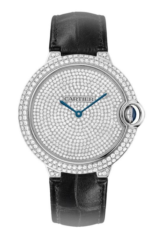 Cartier Ballon Bleu Unisex Watch WE902049
