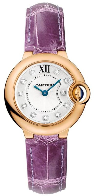 Cartier Ballon Bleu Womens Watch WE902050