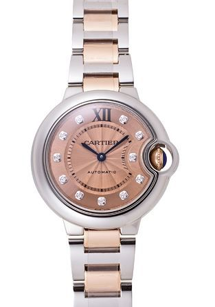 Cartier Ballon Bleu Womens Watch WE902053