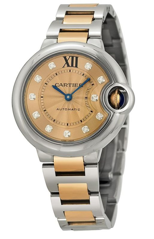Cartier Ballon Bleu Womens Watch WE902054