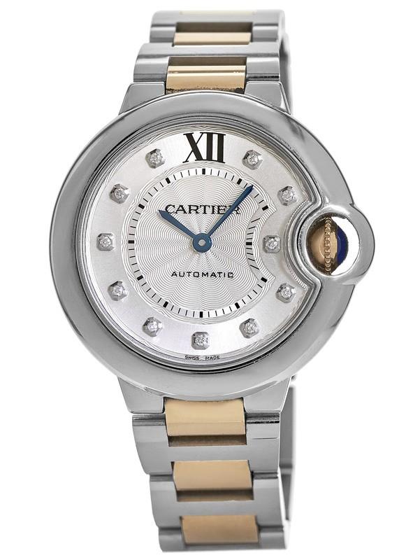 Cartier Ballon Bleu Womens Watch WE902061