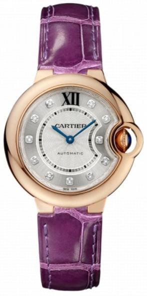 Cartier Ballon Bleu Womens Watch WE902063