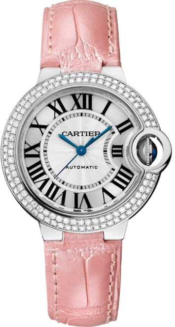 Cartier Ballon Bleu Womens Watch WE902067