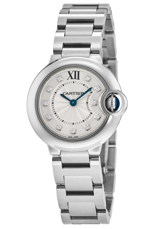 Cartier Ballon Bleu Womens Watch WE902073