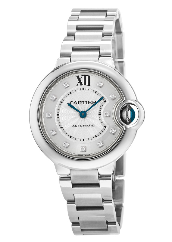 Cartier Ballon Bleu Womens Watch WE902074