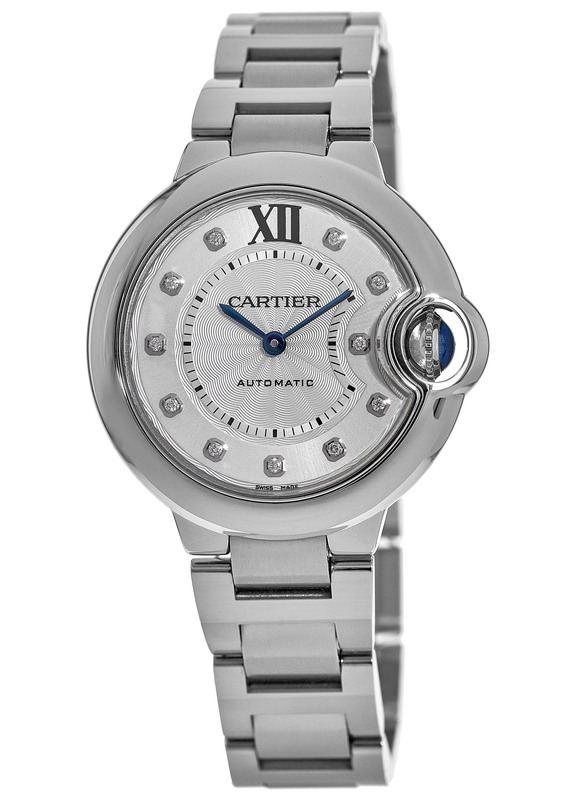 Cartier Ballon Bleu Womens Watch WE902074