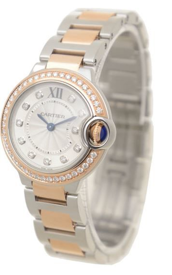 Cartier Ballon Bleu Womens Watch WE902076