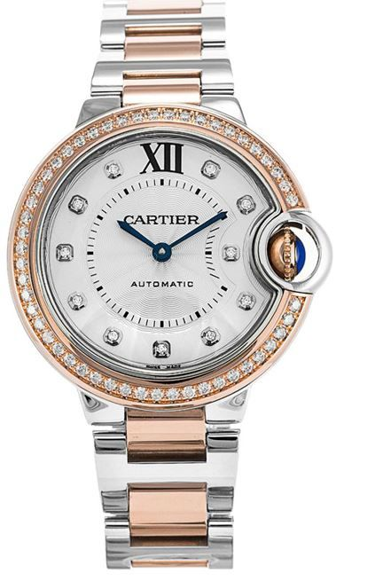 Cartier Ballon Bleu Womens Watch WE902077