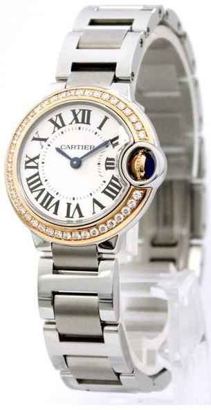 Cartier Ballon Bleu Womens Watch WE902079