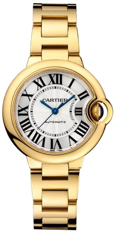 Cartier Ballon Bleu Womens Watch WGBB0005
