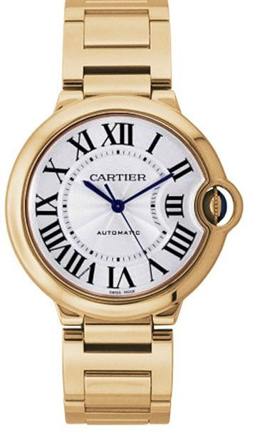 Cartier Ballon Bleu Womens Watch WGBB0011