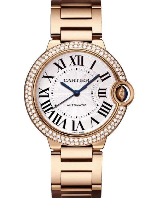 Cartier Ballon Bleu Womens Watch WJBB0005
