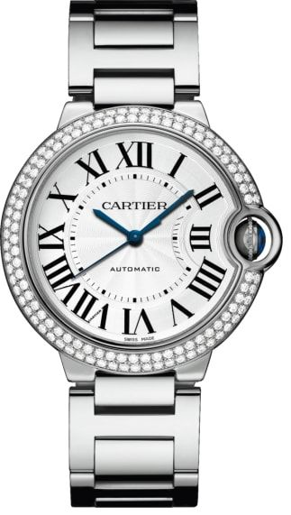 Cartier Ballon Bleu Womens Watch WJBB0008