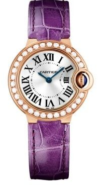 Cartier Ballon Bleu Womens Watch WJBB0018