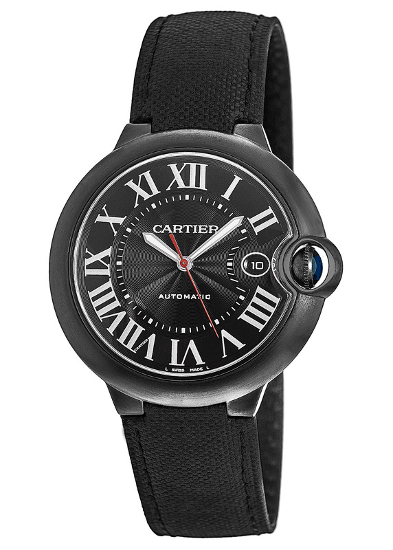Cartier Ballon Bleu Mens Watch WSBB0015